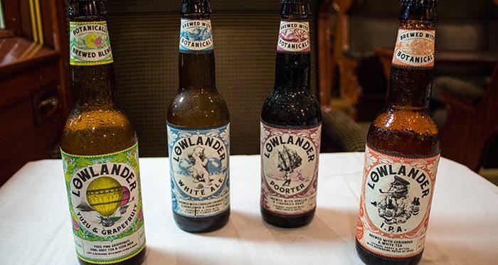 Nieuw: Bijzondere Bierproeverij in het Pullman-rijtuig