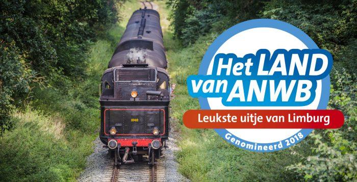 Miljoenenlijn genomineerd voor het Leukste uitje van Limburg 2018!